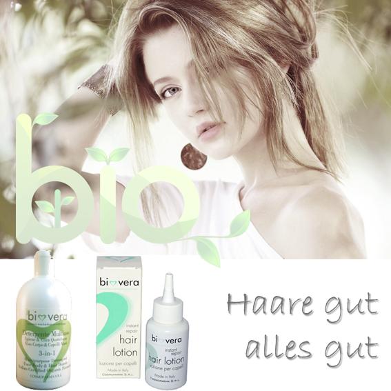 Biovera-Haarpflege