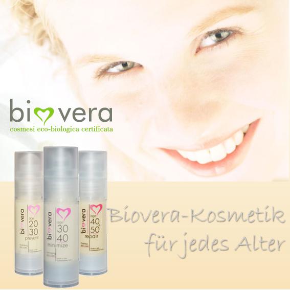 Biovera - Pflege für jedes Alter